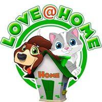 Love at home  จำหน่ายอุปกรณ์สำหรับสัตว์เลี้ยง | 099 592 4559