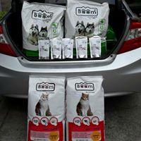 อาหาร สุนัข และ แมว BOOM by ร้านอาหารเจ้านาย | 0917243393